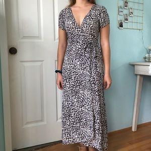 Billabong Wrap Maxi Dress